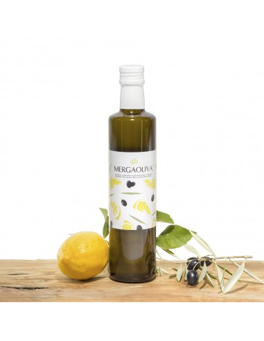 flavoured olive oil lemon