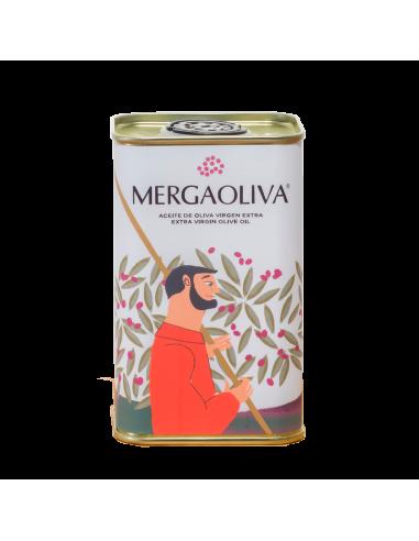 Extra Virgin Olive Oil 250ml tin