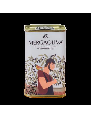 Mergaoliva EREBO picual 250ml