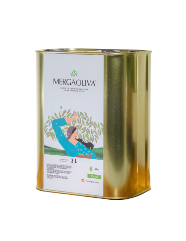 Extra virgin olive oil Mergaoliva 3L TIN