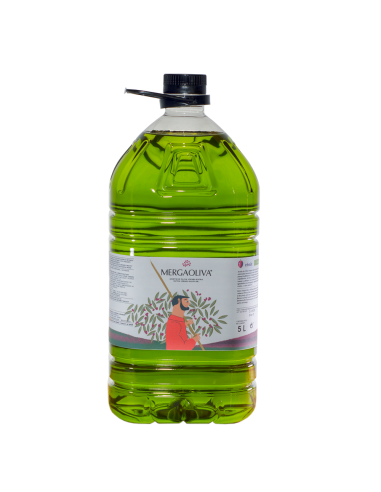 extra virgin olive oil 5L pet
