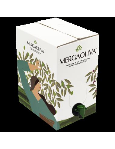 Extra virgin olive oil baginbox 3L