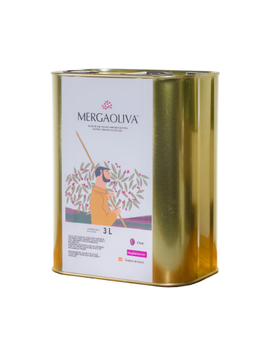 extra virgin olive oil 3 litres TIN