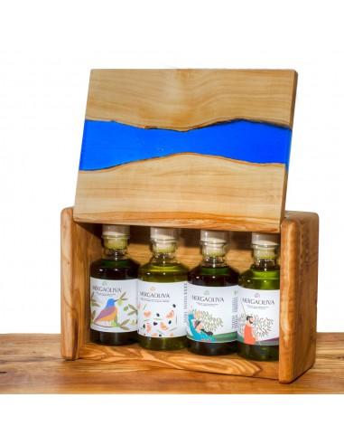 Olive wood box Mergaoliva