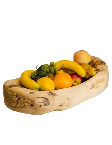 OLIVE wood fruit bowl Mergaoliva