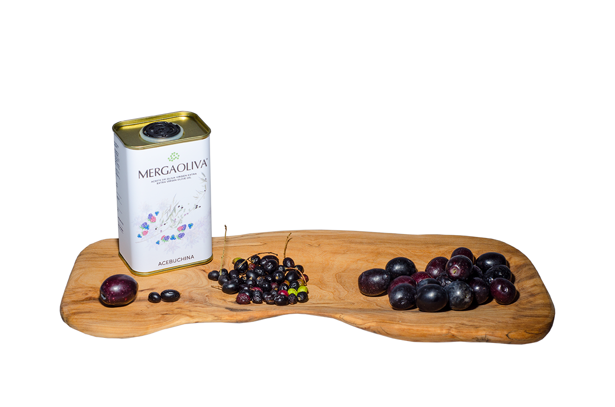 Aceite de oliva virgen extra acebuchina