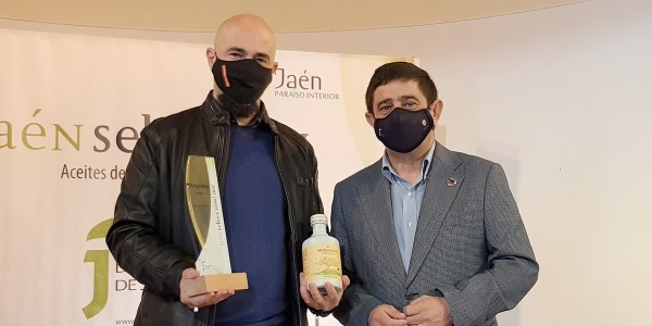 JAÉN SELECTION 2021: Award for the best ORGANIC EVOO.